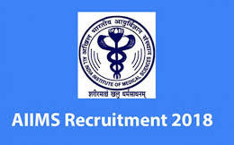 AIIMS Delhi Recruitment 2018
