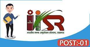 IISR Lucknow Recruitment 2018