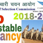 Sikkim Police Recruitment 2018
