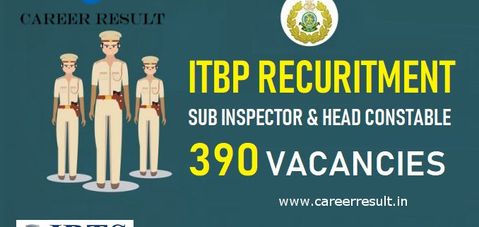 ITBP Recruitment 2018