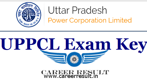 UPPCL Re Exam Answer Key 2018