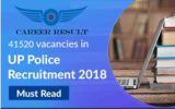 Uttar Pradesh Police Constable Recruitment 2018Uttar Pradesh Police Constable Recruitment 2018