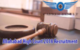 Allahabad High Court Group C D Online Form 2018,Allahabad High Court Vacancy Various Post in Civil Court Online Form 2018