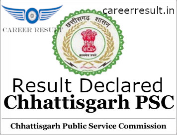 Chhattisgarh PCS 2017 Mains Result 2018,Chhattisgarh Public Service Commission (CGPCS)State Service Prelim Exam Recruitment 2017,Chhattisgarh PCS 2017 Mains Result 2018,Chhattisgarh Public Service Commission (CGPCS)State Service Prelim Exam Recruitment 2017,