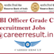 RBI Officer Grade C Recruitment 2018
