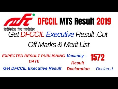 dfccil mts result, dfccil result 2018, dfccil login, dfccil mts result 2018, dfccil executive result 2018, dfccil sarkari result, dfccil recruitment 2019, dfccil station master result,